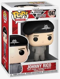 Figurine Funko Pop Starship Troopers #1047 Johnny Rico