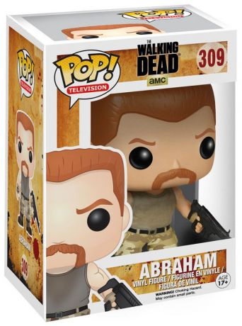 Figurine Funko Pop The Walking Dead #309 Abraham