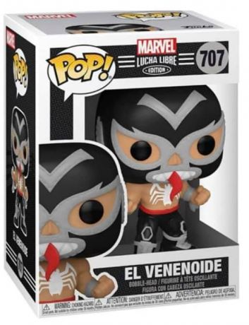 Figurine Funko Pop Marvel Comics #707 El Venenoide