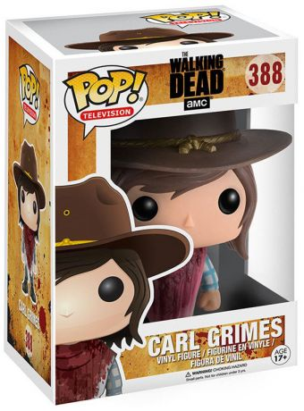 Figurine Funko Pop The Walking Dead #388 Carl Grimes