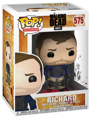 Figurine Funko Pop The Walking Dead #575 Richard