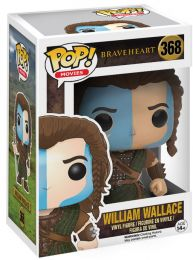Figurine Funko Pop Braveheart #368 William Wallace