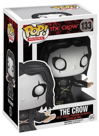 Figurine Funko Pop The Crow #133 The Crow