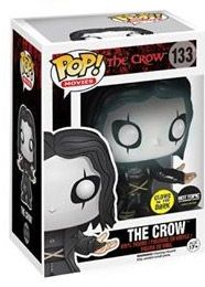 Figurine Funko Pop The Crow #133 The Crow Glow in the Dark