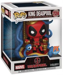 Figurine Funko Pop Deadpool [Marvel] #724 Roi Deadpool