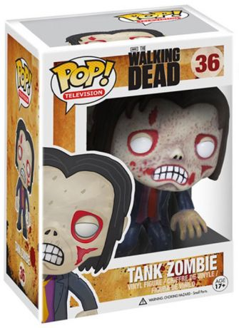 Figurine Funko Pop The Walking Dead #36 Tank Zombie