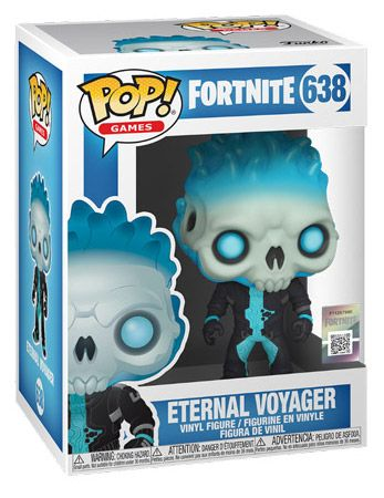 Figurine Funko Pop Fortnite #638  Voyageur éternel