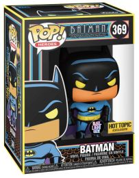 Figurine Funko Pop DC Comics #369 Batman Black Light
