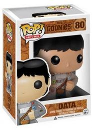 Figurine Funko Pop Les Goonies #80 Data