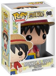 Figurine Funko Pop One Piece #98 Monkey D. Luffy