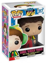 "Figurine Funko Pop Sauvés par le gong #317 Samuel ""Screech"" Powers"