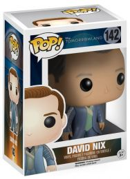 Figurine Funko Pop À la poursuite de demain [Disney] #142 David Nix