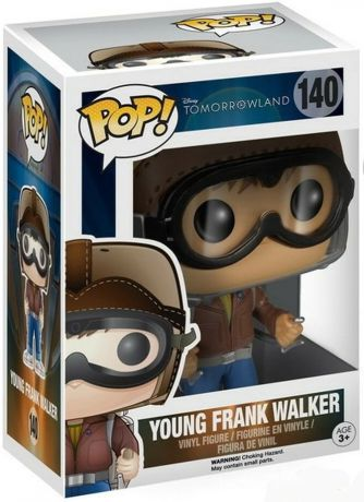 Figurine Funko Pop À la poursuite de demain [Disney] #140 Frank Walker jeune