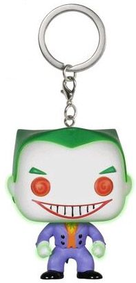 Figurine Funko Pop DC Super-Héros #00 Le joker - Glow in the Dark