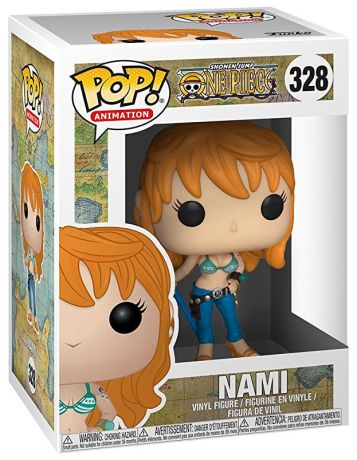 Figurine Funko Pop One Piece #328 Nami