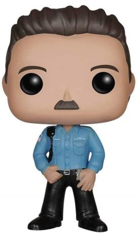 Figurine Funko Pop Orange Is the New Black #249 George Pornstache Mendez