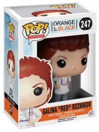 Figurine Funko Pop Orange Is the New Black #247 Galina Red Reznikov