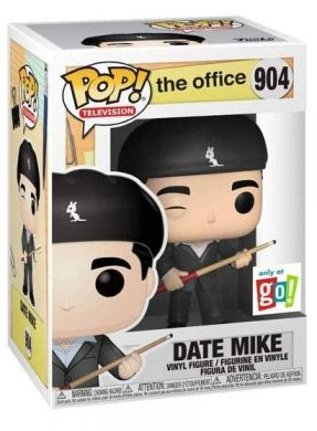 Figurine Funko Pop The Office #904 Date Mike