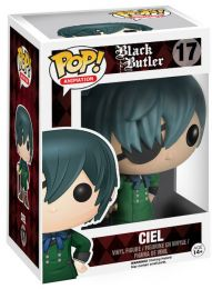 Figurine Funko Pop Black Butler #17 Ciel