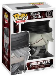 Figurine Funko Pop Black Butler #19 Undertaker