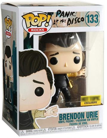 Figurine Funko Pop Panic! at the Disco #133 Brendon Urie