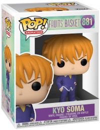 Figurine Funko Pop Fruits Basket #881 Kyo Sohma