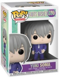 Figurine Funko Pop Fruits Basket #880 Yuki Sohma