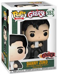Figurine Funko Pop Grease #553 Danny Zuko