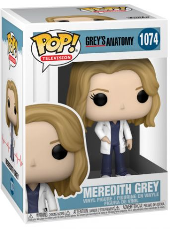 Figurine Funko Pop Grey's Anatomy #1074 Meredith Grey