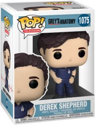 Figurine Funko Pop Grey's Anatomy #1075 Derek Sheperd