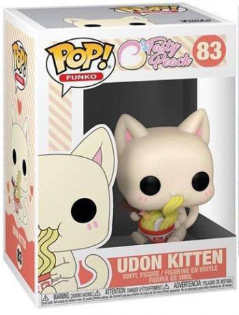 Figurine Funko Pop Tasty Peach #83 Udon Kitten