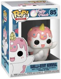 Figurine Funko Pop Tasty Peach #85 Vanilla-Berry Nomwhal