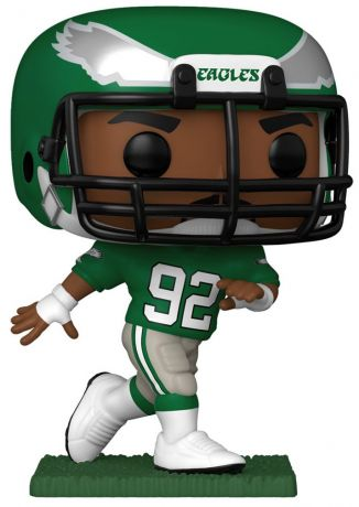Figurine Funko Pop Légendes Sportives  #150 Reggie White