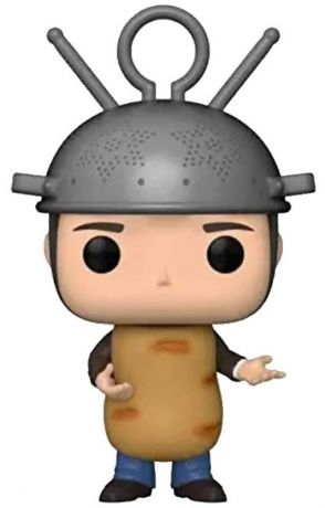 Figurine Funko Pop Friends #1070 Ross as Sputnik