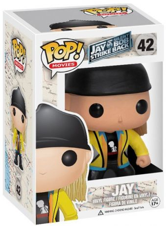 Figurine Funko Pop Comic Book Men #42 Jay