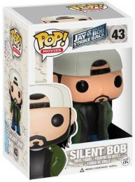 Figurine Funko Pop Comic Book Men #43 Silent Bob