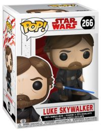 Figurine Funko Pop Star Wars 8 : Les Derniers Jedi #266 Luke Skywalker