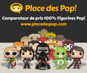 Place des Pop! Comparateur de prix 100% Figurines Pop
