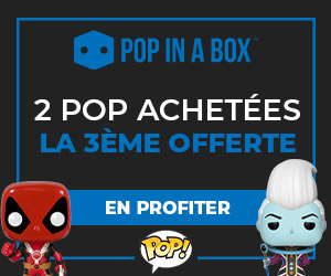 2 achetées 1 offerte pop in a box