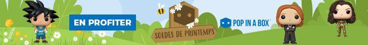 pop in a box printemps soldes