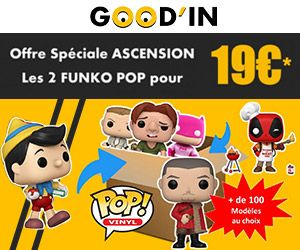2 Pop pour 19€ chez Good'In