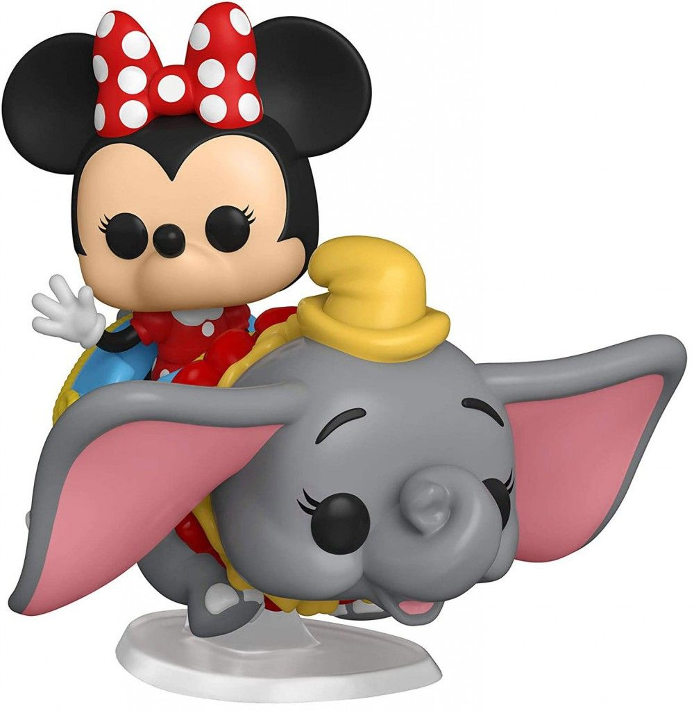 funko pop minnie et dumbo disney