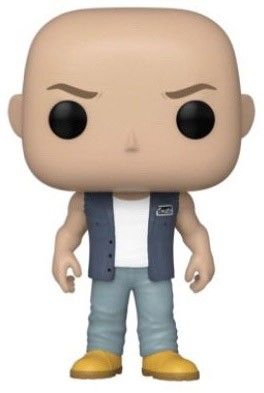 dominic toretto funko pop