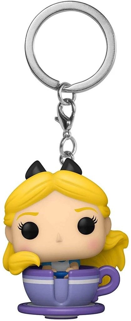 alice funko pop porte cles
