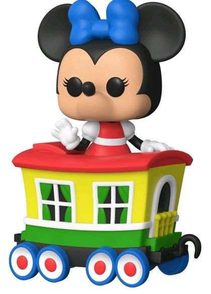 funko pop minni disney