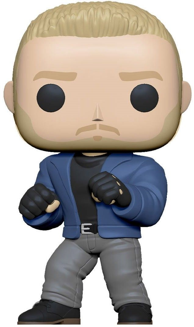 luther funko pop 55070