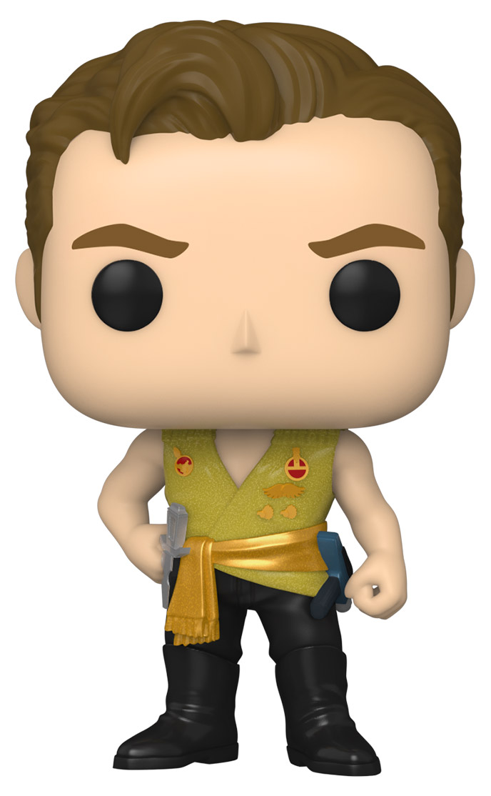 funko pop capitaine kirk 55806