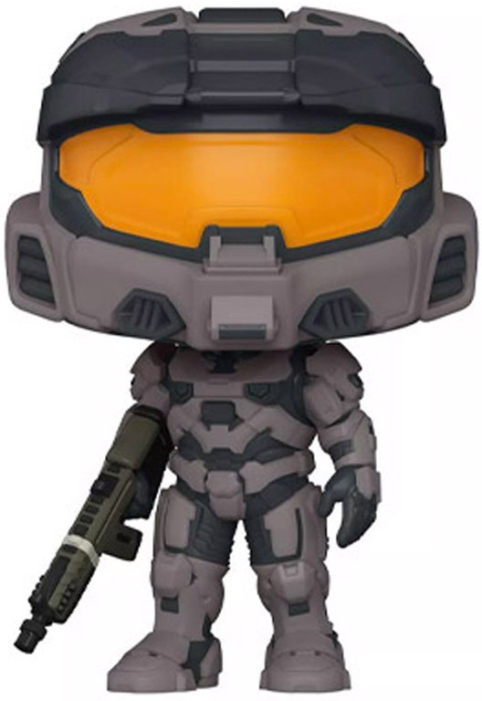 Funko Pop HALO n°14 Spartan Mark VII avec son arme VK78
